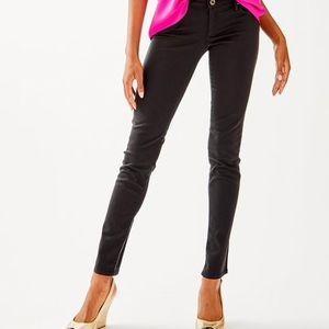 Lily Pulitzer worth skinny black pants